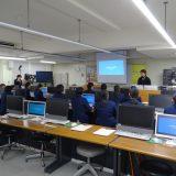 日本マイクロソフト社様による連携授業が行われました