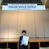 部活動結果報告(ESS部・九州大会)