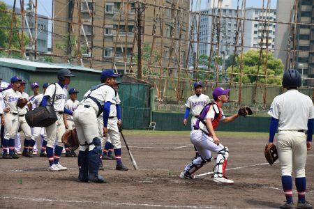 野球親善試合2