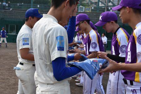 野球親善試合3