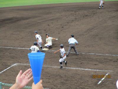 野球1回戦2