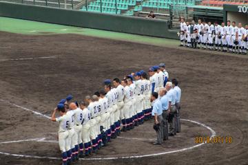 R1 野球部応援