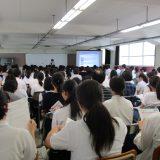 令和元年度中学生学校見学会を行いました