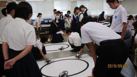 学校見学会 プログラミング2