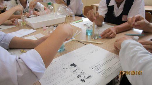 学校見学会 化学2