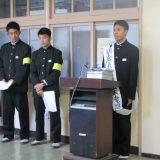 生徒会立会演説会及び選挙を行いました