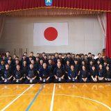 大城戸 知先生に剣道の指導をしていただきました