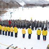 2年生修学旅行2日目 スキー実習①