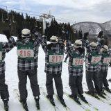2年生修学旅行2日目スキー実習②