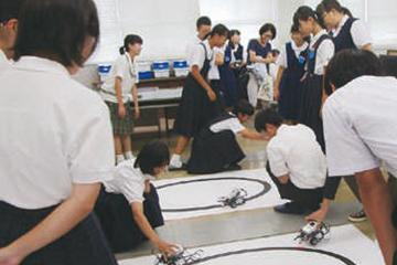 中学生学校見学会