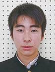 生徒の声 普通科3年 角屋 太一朗(槻田中出身)