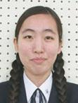 生徒の声 3 年 白橋 春菜(若松中出身)