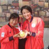 東京パラリンピック金メダリスト 道下選手との交流会を行いました